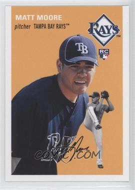 2012 Topps Archives #8 - Matt Moore