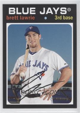 2012 Topps Archives #97 - Brett Lawrie