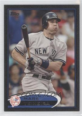 2012 Topps Black #110 - Mark Teixeira /61