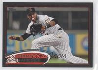 Jimmy Paredes /61
