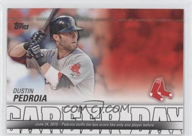2012 Topps Career Day #CD-14 - Dustin Pedroia