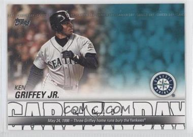 2012 Topps Career Day #CD-2 - Ken Griffey Jr.