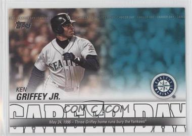2012 Topps Career Day #CD-2 - Ken Griffey Jr.
