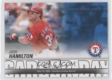 2012 Topps Career Day #CD-20 - Josh Hamilton