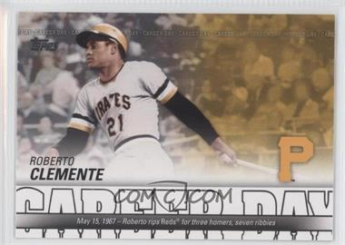 2012 Topps Career Day #CD-23 - Roberto Clemente