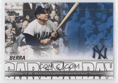 2012 Topps Career Day #CD-25 - Yogi Berra