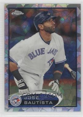 2012 Topps Chrome Atomic Refractor #140 - Jose Bautista /10