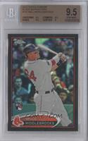 Will Middlebrooks /100 [BGS 9.5]