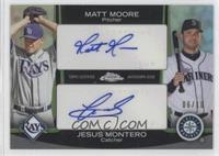 Matt Moore, Jesus Montero /10