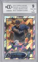 Yonder Alonso /10 [ENCASED]