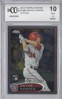 Bryce Harper (Batting) [ENCASED]