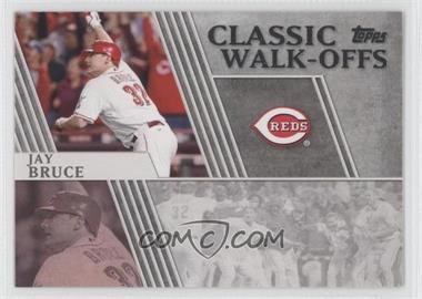 2012 Topps Classic Walk-Offs #CW-5 - Jay Bruce
