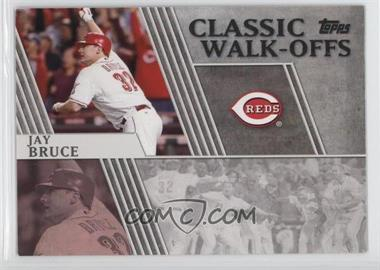 2012 Topps Classic Walk-Offs #CW-5 - Jay Bruce