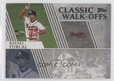 2012 Topps Classic Walk-Offs #CW-9 - Rafael Furcal