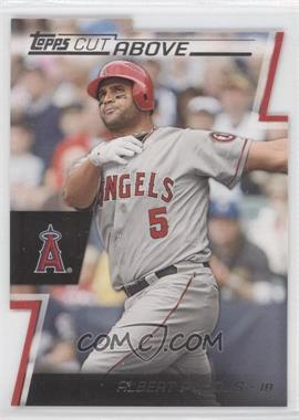 2012 Topps Cut Above #ACA-2 - Albert Pujols