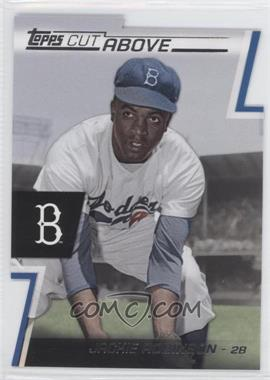 2012 Topps Cut Above #ACA-22 - Jackie Robinson