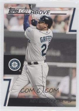 2012 Topps Cut Above #ACA-4 - Ken Griffey Jr.