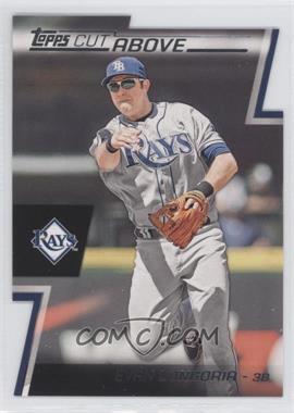2012 Topps Cut Above #ACA-6 - Evan Longoria