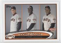 Tim Flannery, Roberto Kelly, Hensley Meulens