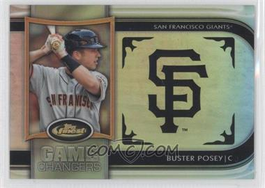 2012 Topps Finest - Game Changers #GC-BP - Buster Posey