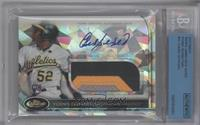Yoenis Cespedes /5 [BGS AUTHENTIC]