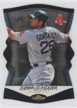 2012 Topps Finest Finest Moments #FM-AG - Adrian Gonzalez