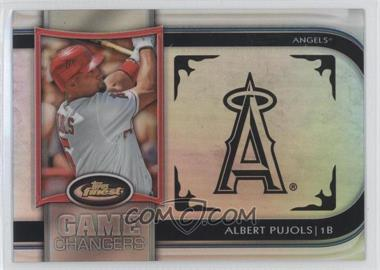 2012 Topps Finest Game Changers #GC-AP - Albert Pujols