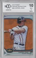 Chipper Jones /99 [ENCASED]