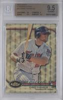 Chris Parmelee /1 [BGS 9.5]
