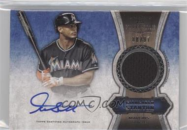 2012 Topps Five Star - Autographed Relics #FSAR-GS - Giancarlo Stanton /97