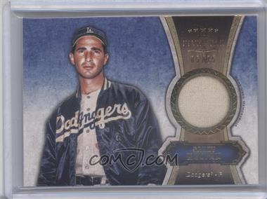 2012 Topps Five Star - Legends Relics #LR-SK - Sandy Koufax /25