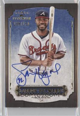 2012 Topps Five Star Active Player Autographs #FSA-JHE - Jason Heyward /150