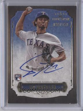 2012 Topps Five Star Active Player Autographs #FSA-YD - Yu Darvish /150
