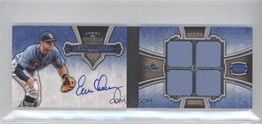 2012 Topps Five Star Four-Piece Signature Book #FSB4-EL - Evan Longoria /49