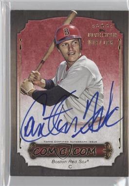 2012 Topps Five Star Retired Player Autographs #FSA-CF - Carlton Fisk /106