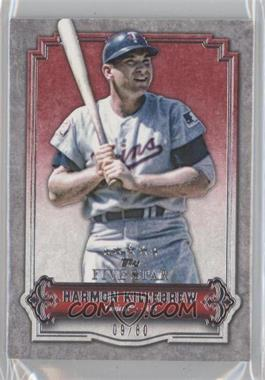 2012 Topps Five Star #13 - Harmon Killebrew /80