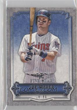 2012 Topps Five Star #41 - Joe Mauer /80