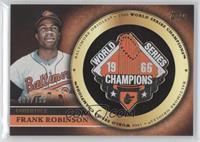 Frank Robinson /736