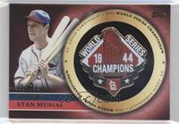 Stan Musial /736