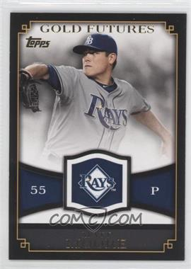 2012 Topps Gold Futures #GF-27 - Matt Moore