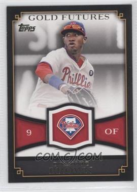 2012 Topps Gold Futures #GF-38 - Domonic Brown