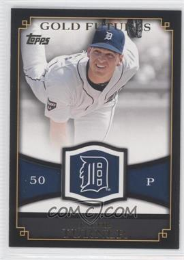 2012 Topps Gold Futures #GF-47 - Jacob Turner