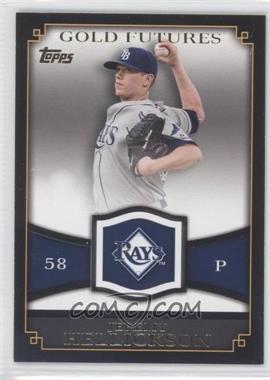 2012 Topps Gold Futures #GF-9 - Jeremy Hellickson