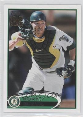 2012 Topps Gold Rush Stamp #309 - Kurt Suzuki