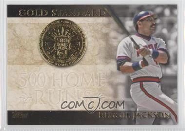 2012 Topps Gold Standard #GS-10 - Reggie Jackson