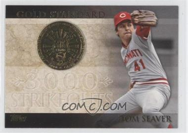 2012 Topps Gold Standard #GS-11 - Tom Seaver