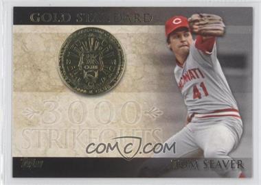 2012 Topps Gold Standard #GS-11 - Tom Seaver