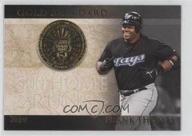 2012 Topps Gold Standard #GS-14 - Frank Thomas