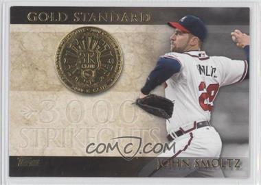 2012 Topps Gold Standard #GS-16 - John Smoltz