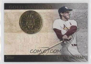 2012 Topps Gold Standard #GS-2 - Stan Musial